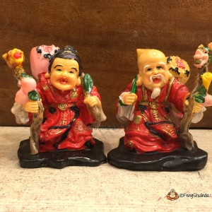 Sau Seng Kong and Sau Seng Poh