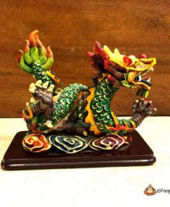 Celestial Dragon for Career Success