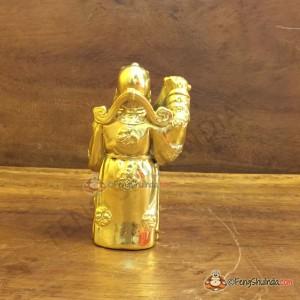 Tsai Shen Yeh- the Feng Shui Wealth God