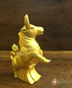 Feng Shui Bull for Speculative Luck