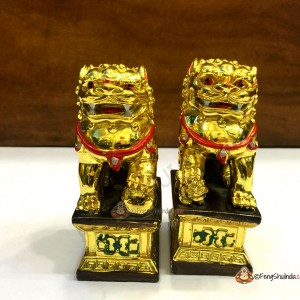 buy feng shui temple lions