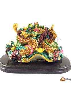 Feng Shui Dragon for Business Success