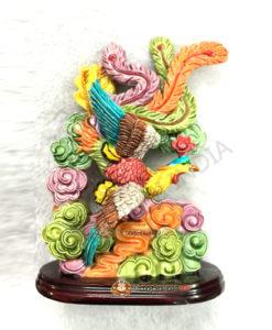 Colourful & Vibrant Phoenix
