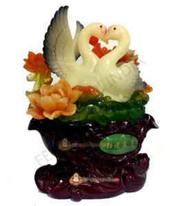 Feng Shui Love Birds