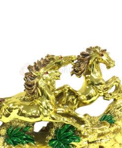 Three Galloping Horses Feng Shui