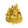Laughing Buddha with Children