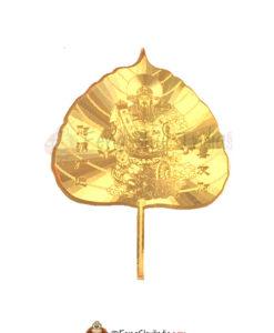 Tsai Shen Yeh Wealth God good luck card