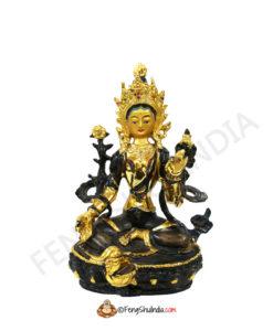 The black Tara