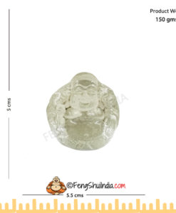 Laughing Buddha Crystal