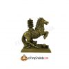 Feng shui Wealth Horse with Education Tower