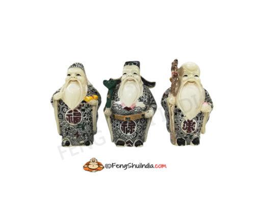 Three Immortal Gods- Luk Fuk Sau