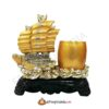 Sailing Ship with Pen Stand