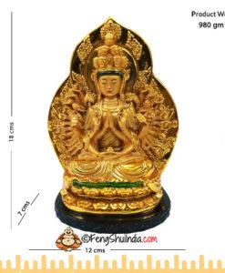 Thousand Hands Goddess Tara