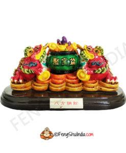 Feng Shui Frog Card Holder