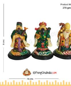 3 Immortal Gods - Luk Fuk Sau