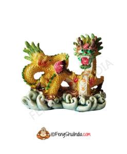 Feng Shui Yellow Dragon