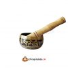 Feng Shui Antique Brass Singing Bowl Big