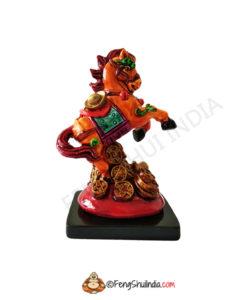 Feng Shui Horse (Orange)